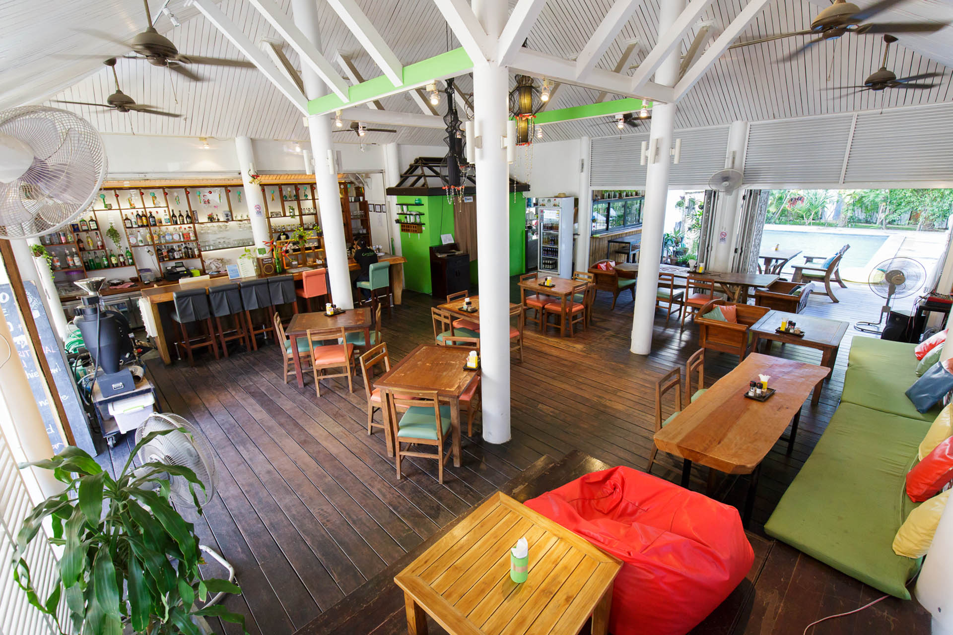 Green Light Cafe - Elysia Samui