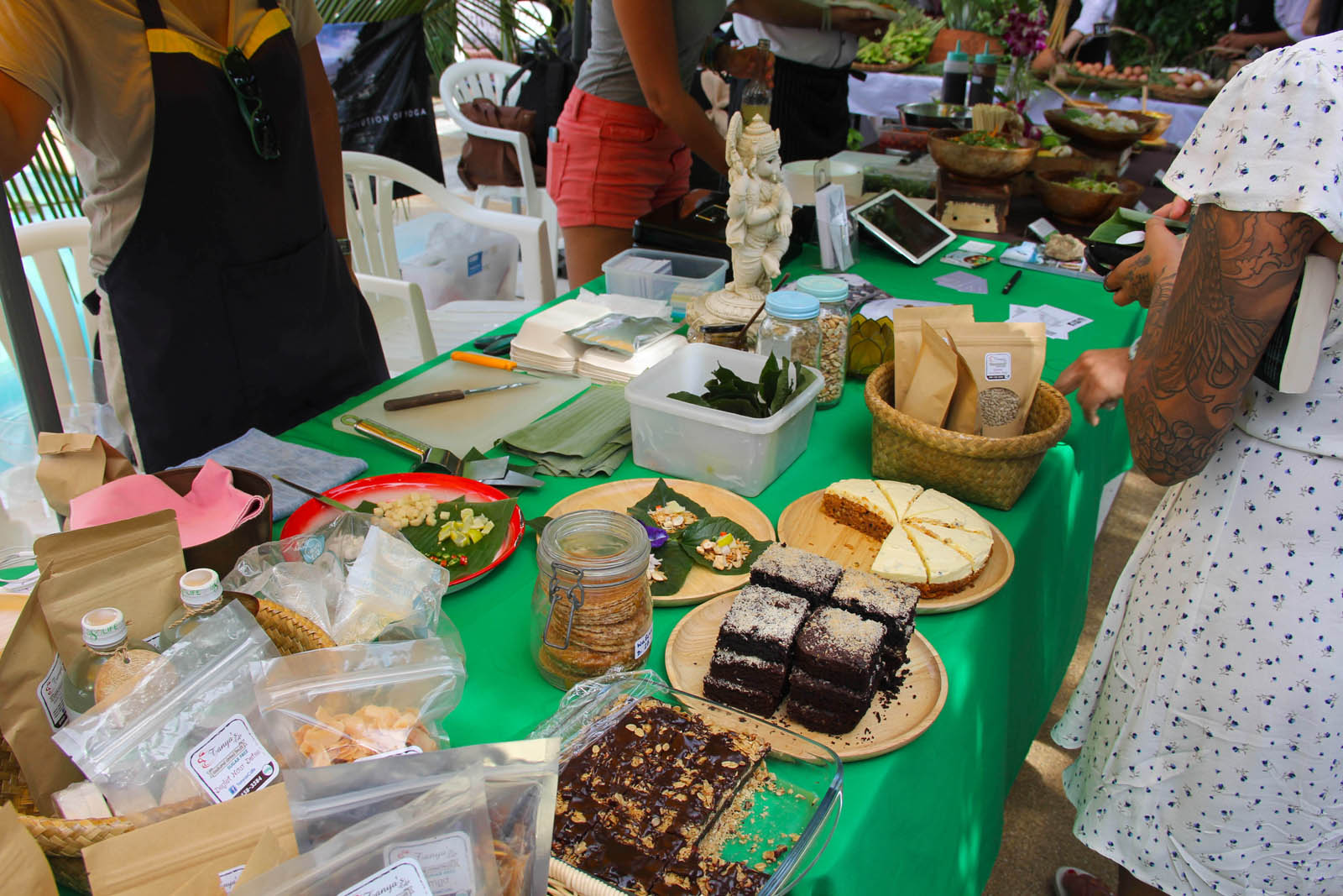 The Green Market - Elysia Samui